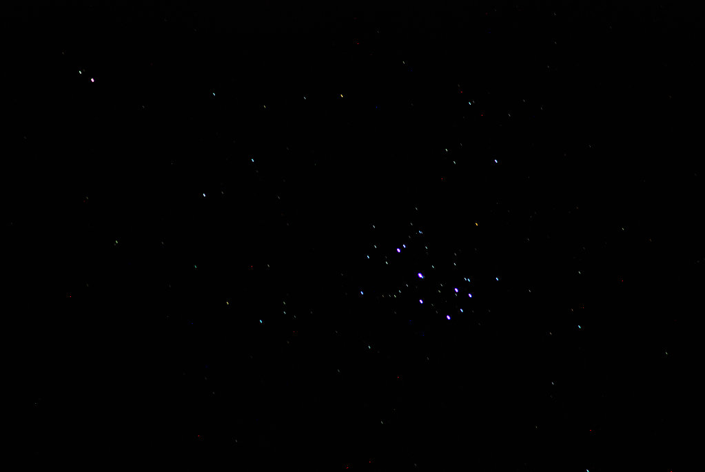 Pleiades 8s