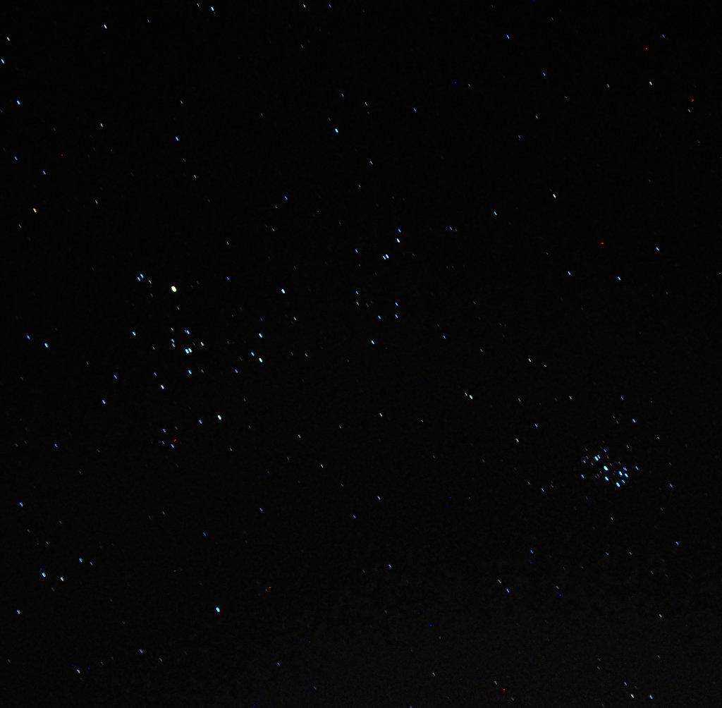 Taurus & the Pleiades