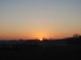 Moon Mercury Sunrise