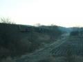 Train on the Railroad